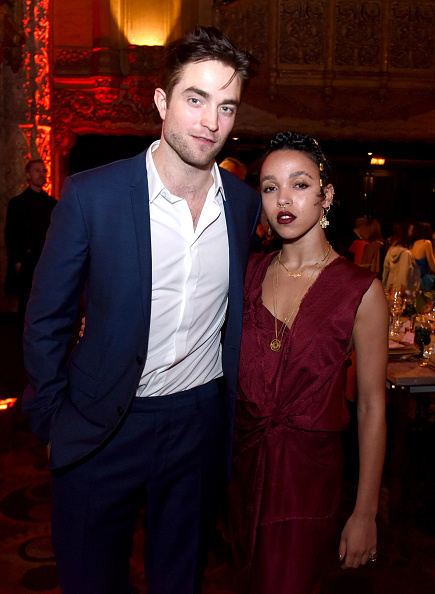 Robert Pattinson「2016 Los Angeles Dance Project Gala At The Theater At The Ace Hotel」:写真・画像(1)[壁紙.com]