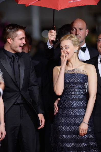 Robert Pattinson「'Maps To The Stars' Premiere - The 67th Annual Cannes Film Festival」:写真・画像(0)[壁紙.com]