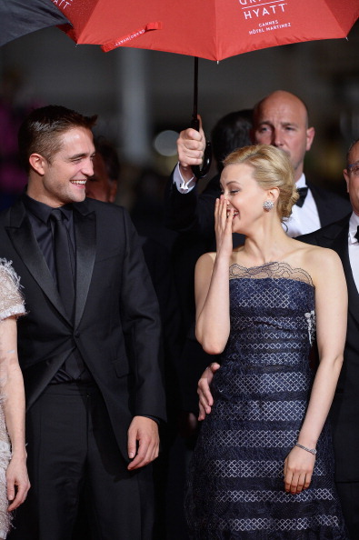 Robert Pattinson「'Maps To The Stars' Premiere - The 67th Annual Cannes Film Festival」:写真・画像(9)[壁紙.com]
