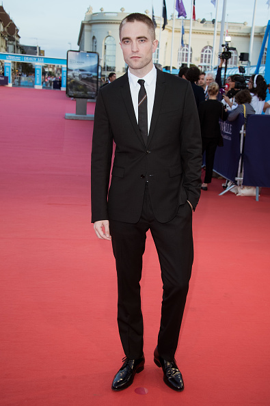 映画 グッド・タイム「Tribute to Robert Pattinson and 'Good Time' Premiere  - 43rd Deauville American Film Festival」:写真・画像(5)[壁紙.com]
