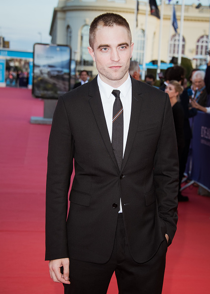 ロバート・パティンソン「Tribute to Robert Pattinson and 'Good Time' Premiere  - 43rd Deauville American Film Festival」:写真・画像(15)[壁紙.com]