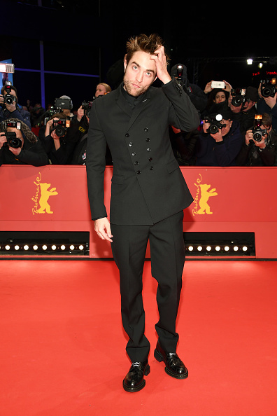ロバート・パティンソン「'Damsel' Premiere - 68th Berlinale International Film Festival」:写真・画像(18)[壁紙.com]