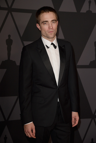 ロバート・パティンソン「Academy Of Motion Picture Arts And Sciences' 9th Annual Governors Awards - Arrivals」:写真・画像(15)[壁紙.com]