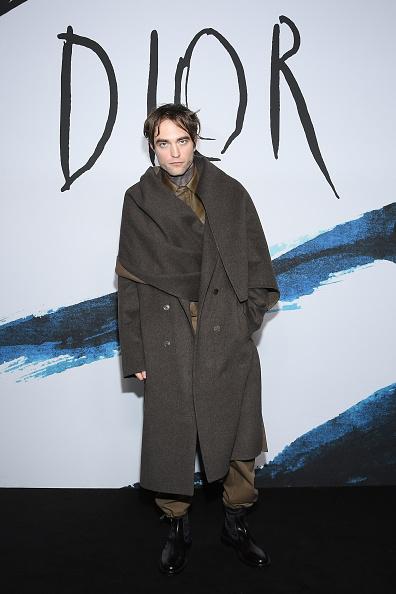 ロバート・パティンソン「Dior Homme : Photocall - Paris Fashion Week - Menswear F/W 2019-2020」:写真・画像(12)[壁紙.com]