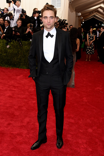 Robert Pattinson「'China: Through The Looking Glass' Costume Institute Benefit Gala - Arrivals」:写真・画像(3)[壁紙.com]