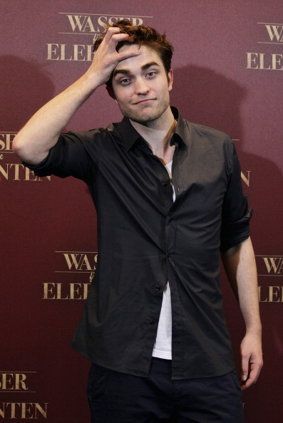 Robert Pattinson「Water For Elephants Germany Photocall」:写真・画像(11)[壁紙.com]