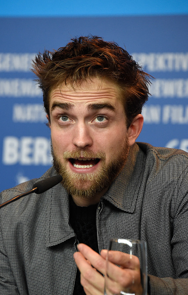 ロバート・パティンソン「'Life' Press Conference - 65th Berlinale International Film Festival」:写真・画像(11)[壁紙.com]