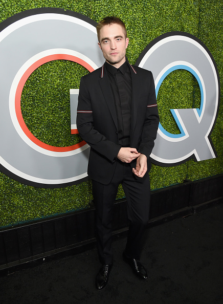 Robert Pattinson「2017 GQ Men of the Year Party - Arrivals」:写真・画像(10)[壁紙.com]