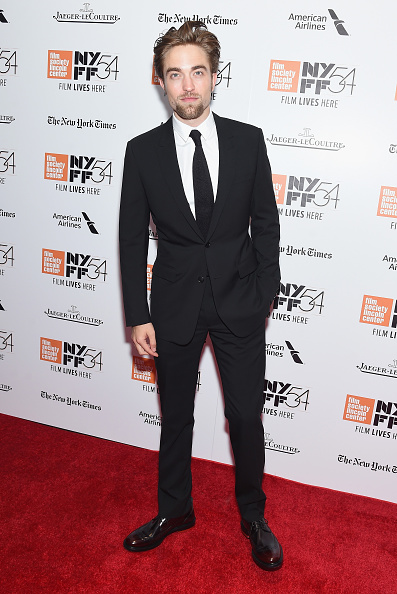 ロバート・パティンソン「54th New York Film Festival - Closing Night Screening Of 'The Lost City Of Z'」:写真・画像(7)[壁紙.com]