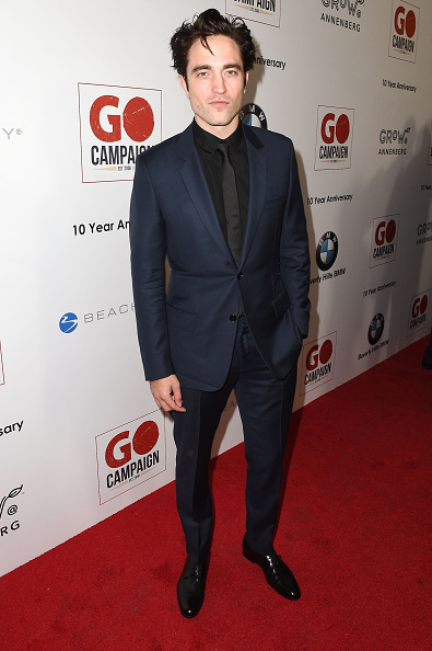 Robert Pattinson「10th Annual GO Campaign Gala」:写真・画像(19)[壁紙.com]