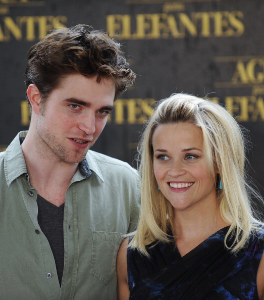 David Ramos「Robert Pattinson and Reese Witherspoon attend 'Water for Elephants' Photocall」:写真・画像(2)[壁紙.com]