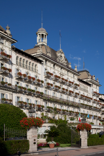 Piedmont - Italy「Luxury Hotel in Stresa, on Lake Maggiore」:スマホ壁紙(19)
