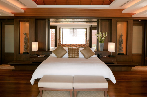 Ceiling Fan「luxury hotel room suite villa phuket thailand」:スマホ壁紙(7)