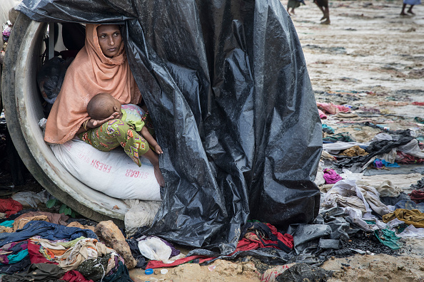 Rohingya Culture「Rohingya Refugees Flood Into Bangladesh」:写真・画像(10)[壁紙.com]