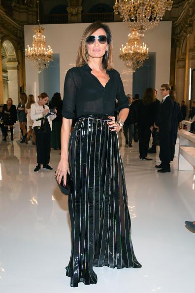 High Waist「Balmain : Front Row - Paris Fashion Week Womenswear Spring/Summer 2019」:写真・画像(14)[壁紙.com]