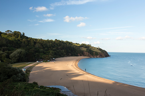 Dartmouth - England「Blackpool Sands, South Devon coast」:スマホ壁紙(4)