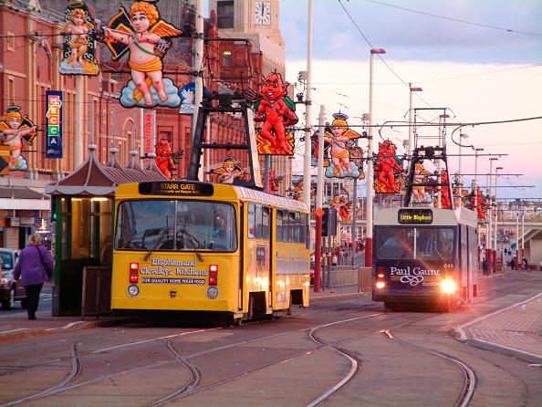 Intricacy「Blackpool seafront」:写真・画像(11)[壁紙.com]