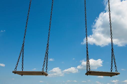 Two Objects「Swings」:スマホ壁紙(18)