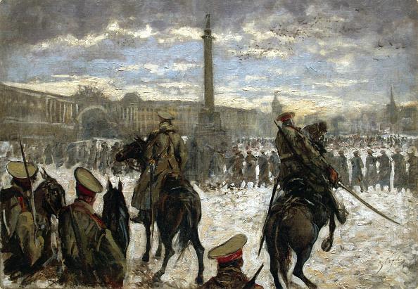 Painting - Activity「Bloody Sunday 22 January 1905」:写真・画像(0)[壁紙.com]