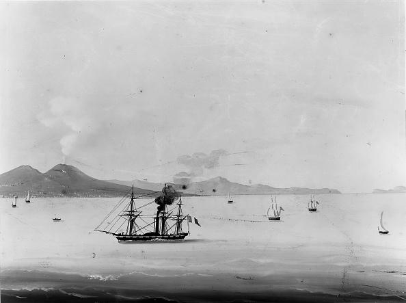 Steamboat「The Bay Of Naples」:写真・画像(9)[壁紙.com]