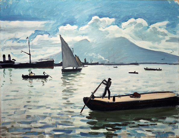 Volcanic Landscape「The Bay Of Naples」:写真・画像(2)[壁紙.com]