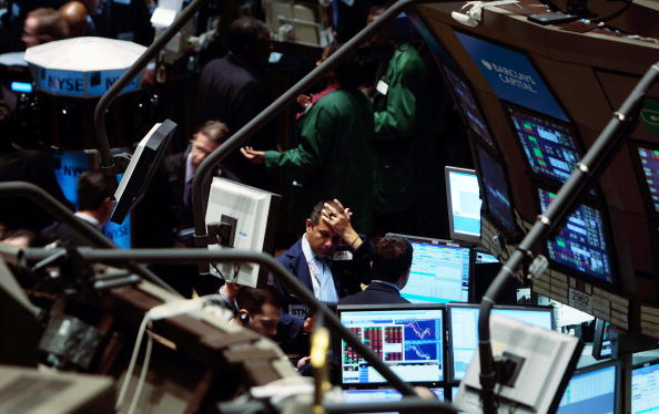 Economy「Markets Continue Volatile Streak Amid Growing Concerns Over Recession」:写真・画像(19)[壁紙.com]