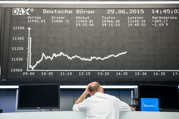 Data「DAX Drops Sharply, Recovers Following Greece Turmoil」:写真・画像(6)[壁紙.com]