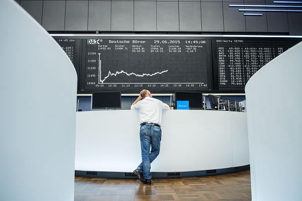 Finance「DAX Drops Sharply, Recovers Following Greece Turmoil」:写真・画像(19)[壁紙.com]
