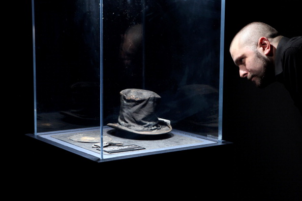 Recovery「The Titanic Artefacts Exhibition Is Launched At The O2」:写真・画像(10)[壁紙.com]