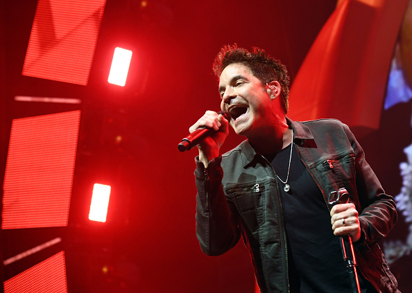 MGM Grand Garden Arena「Train Tour Opener With O.A.R. And Natasha Bedingfield In Las Vegas」:写真・画像(4)[壁紙.com]