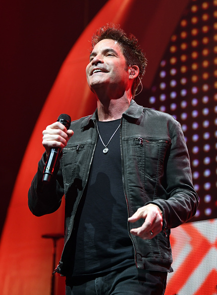 MGM Grand Garden Arena「Train Tour Opener With O.A.R. And Natasha Bedingfield In Las Vegas」:写真・画像(6)[壁紙.com]