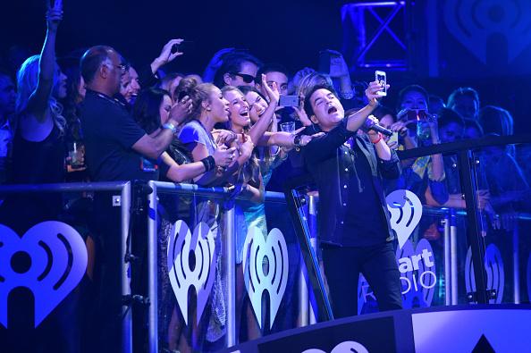 Photography Themes「2014 iHeartRadio Music Festival - Night 2 - Show」:写真・画像(10)[壁紙.com]
