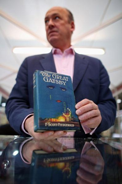 F Scott Fitzgerald「The UK's Oldest Book Fair, The London International Antiquarian Book Fair」:写真・画像(7)[壁紙.com]