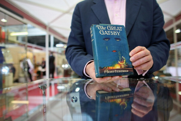 F Scott Fitzgerald「The UK's Oldest Book Fair, The London International Antiquarian Book Fair」:写真・画像(11)[壁紙.com]