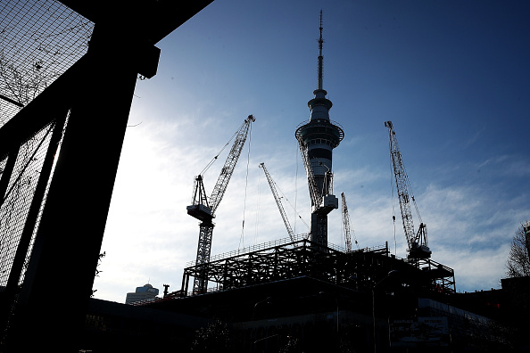 Finance and Economy「Construction Continues On SkyCity Convention Centre」:写真・画像(14)[壁紙.com]