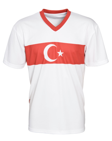 Soccer Uniform「Turkish National Football Team's Uniform」:スマホ壁紙(3)