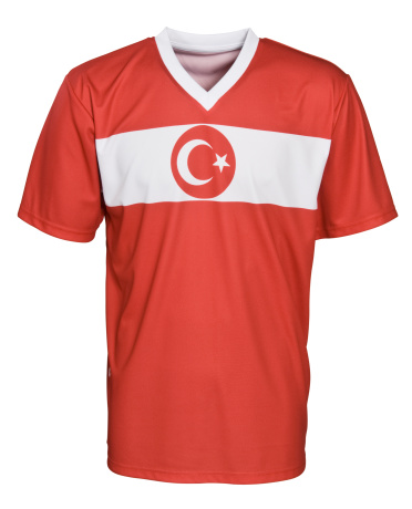 Soccer Uniform「Turkish National Football Team's Uniform」:スマホ壁紙(8)