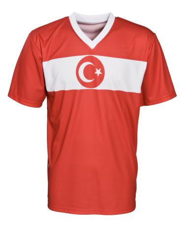 Soccer Uniform「Turkish National Football Team's Uniform」:スマホ壁紙(2)