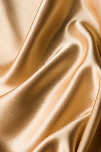 Gold Colored「silk cloth」:スマホ壁紙(5)
