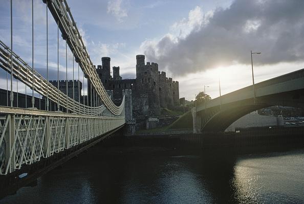 Conwy「Conwy Castle」:写真・画像(9)[壁紙.com]