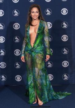 イブニングドレス「42nd Annual Grammy Awards - Pressroom」:写真・画像(8)[壁紙.com]