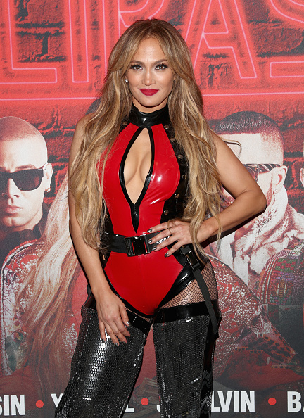 Jennifer Lopez「Calibash Los Angeles 2018 - Backstage」:写真・画像(1)[壁紙.com]