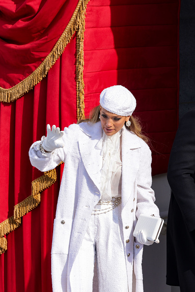 Chanel Jacket「Joe Biden Sworn In As 46th President Of The United States At U.S. Capitol Inauguration Ceremony」:写真・画像(10)[壁紙.com]