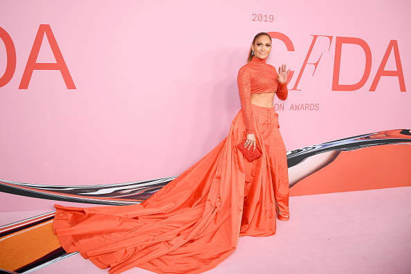 Orange Color「CFDA Fashion Awards - Arrivals」:写真・画像(17)[壁紙.com]