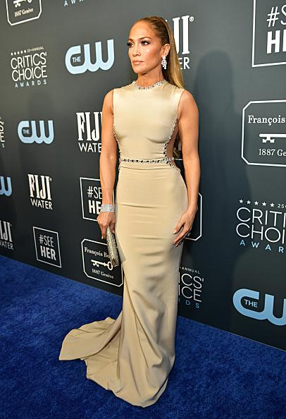 Cream Colored「25th Annual Critics' Choice Awards - Red Carpet」:写真・画像(16)[壁紙.com]