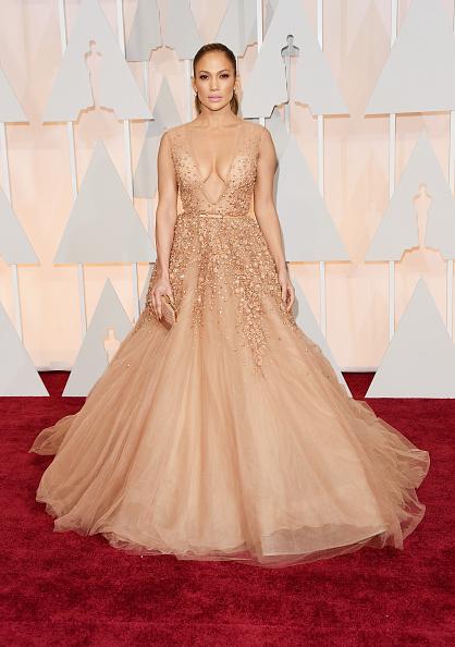 Train - Clothing Embellishment「87th Annual Academy Awards - Arrivals」:写真・画像(1)[壁紙.com]