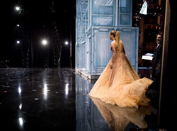 Elie Saab - Designer Label「87th Annual Academy Awards - Backstage And Audience」:写真・画像(2)[壁紙.com]