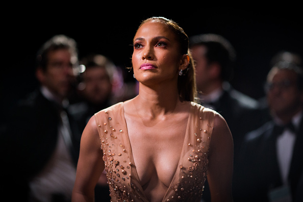 Jennifer Lopez「87th Annual Academy Awards - Backstage And Audience」:写真・画像(16)[壁紙.com]