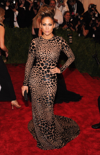 """Leopard Print「""""PUNK: Chaos To Couture"""" Costume Institute Gala」:写真・画像(7)[壁紙.com]"""