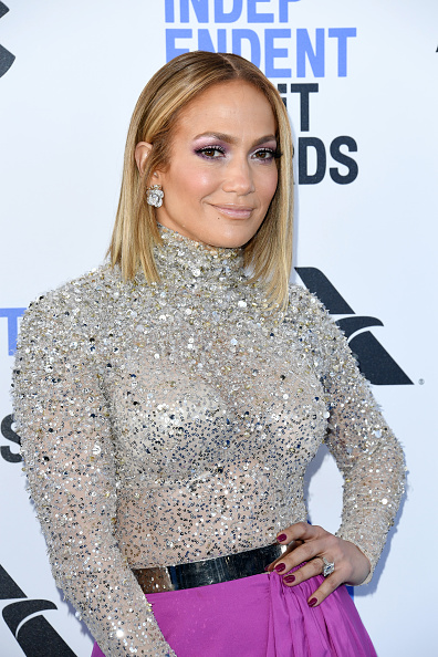 Jennifer Lopez「2020 Film Independent Spirit Awards  - Arrivals」:写真・画像(19)[壁紙.com]